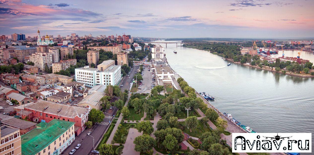 Новости авиации в Ростове