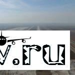 Готовность аэродромной части аэропорта «Платов» составляет 55 процентов
